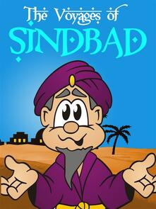 Thevoyages of Sindbad the Sailor-Sinbad-The seven stories of one thousand and one nights