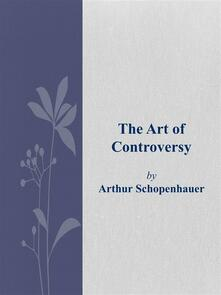 Theart of controversy