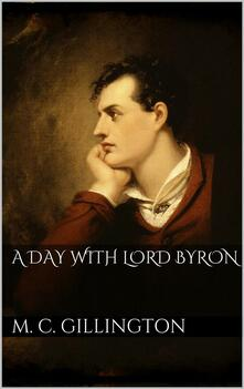 Aday with Lord Byron