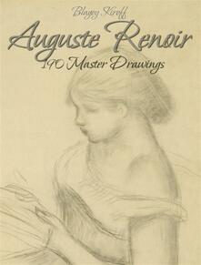 Auguste Renoir: 190 master drawings