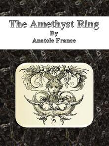 Theamethyst ring