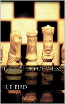 Thehistory of chess