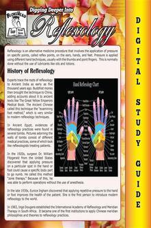 Reflexology. Blokehead easy study guide