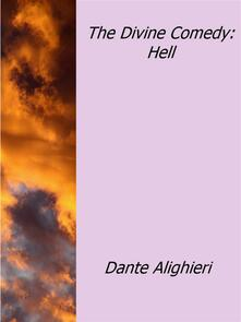 Thedivine comedy. Hell