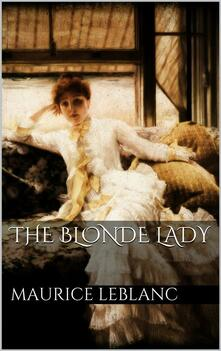 Theblonde lady