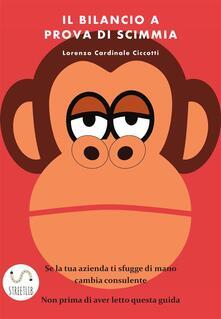 Il bilancio a prova di scimmia - Lorenzo Cardinale Ciccotti - ebook