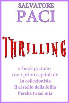 Thrilling - Salvatore Paci - ebook