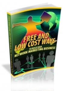 Free and low cost to... business