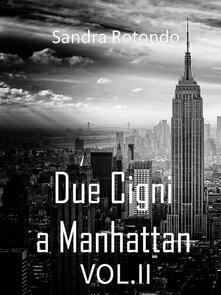 Due Cigni a Manhattan Vol. II - Sandra Rotondo - ebook