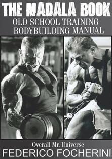 Themadala book old school training body building manual