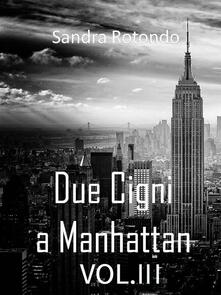 Due cigni a Manhattan. Vol. 3 - Sandra Rotondo - ebook