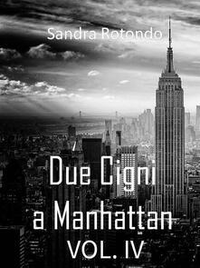 Due cigni a Manhattan. Vol. 4 - Sandra Rotondo - ebook