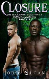 Closure. The black & white gay shifter romance mm series
