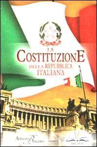 La Costituzione della Repubblica italiana - copertina