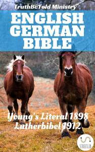 English German Bible