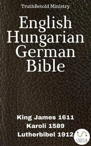 English Hungarian German Bible