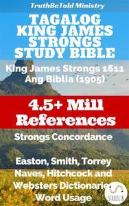 Tagalog King James Strongs Study Bible