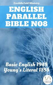 English Parallel Bible No8