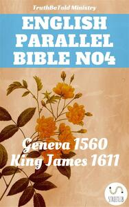 English Parallel Bible No4