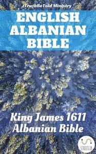 English Albanian Bible