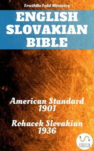 English Slovakian Bible