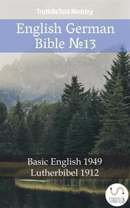 English German Bible ?13