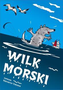 Wilk morski - ebook