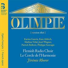 Olimpie - CD Audio di Gaspare Spontini