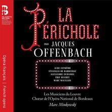 La cantante e il dittatore (La périchole) - Libro + CD Audio di Jacques Offenbach,Marc Minkowski,Les Musiciens du Louvre,Coro dell'Opera Nazionale di Bordeaux