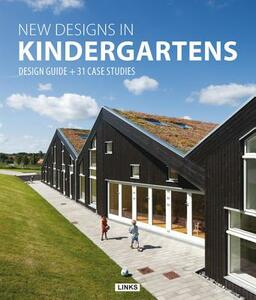 New designs in kindergartens - copertina