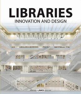 Libraries innovation & design - Carles Broto - copertina