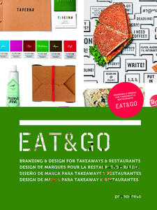 Eat & go. Branding & design indentity for takeaways & restaurants - Wang Shaoqiang - copertina