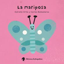 Antondemarirreguera.es La Mariposa Image