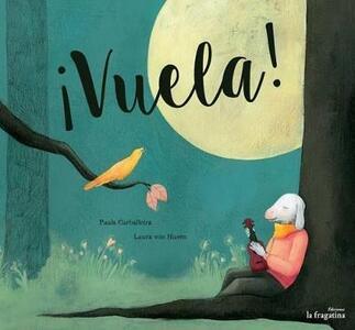 Vuela! - Paula Carballeria,Laura von Husen - copertina