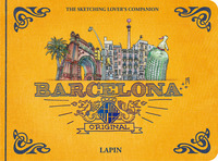Barcelona original. The Sketching Lover's Companion - Lapin - wuz.it