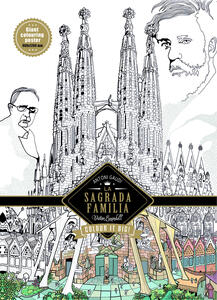 Barcellona. Gaudí. La Sagrada Familia