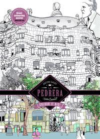 Barcellona. Gaudí. La Pedrera - Escandell Victor - wuz.it