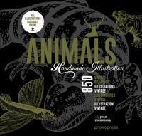 Animals: handmade illustrations - Escandell Joan - wuz.it