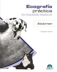 Ecografía práctica en pequeños animales abdomen - Panagiotis Mantis - copertina