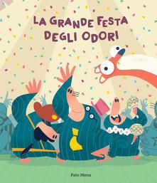 Voluntariadobaleares2014.es La grande festa degli odori. Ediz. a colori Image