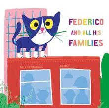 Lpgcsostenible.es Federico and all his families. Ediz. a colori Image