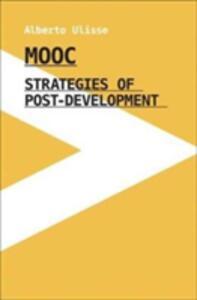 MOOC. Stategies of post-development - copertina
