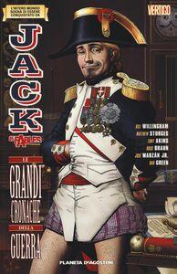Foto Cover di Le grandi cronache della guerra. Jack of fables. Vol. 6, Libro di Bill Willingham, edito da Lion