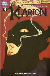 Klarion. Sette soldati della vittoria. Vol. 4 - Grant Morrison,Frazer Irving - copertina