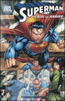 Crisi in arrivo. Superman. Vol. 5.pdf