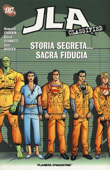 Storia segreta... sacra fiducia. JLA classified. Vol. 4.pdf