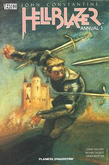 Lpgcsostenible.es Hellblazer. Annual. Vol. 1 Image