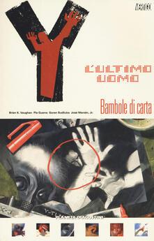 Premioquesti.it Y. L'ultimo uomo. Vol. 8: Bambole di carta. Image