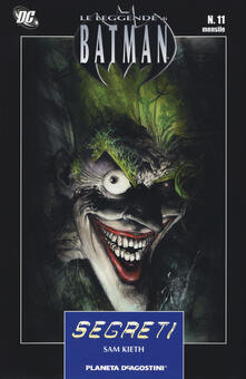 Cefalufilmfestival.it Segreti. Le leggende di Batman. Vol. 11 Image