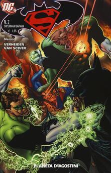 Tegliowinterrun.it Superman/Batman. Seconda serie. Vol. 2 Image